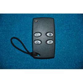 TELECOMMANDE 4 TOUCHES DIAGRAL MINIATURE PC311X Diagral