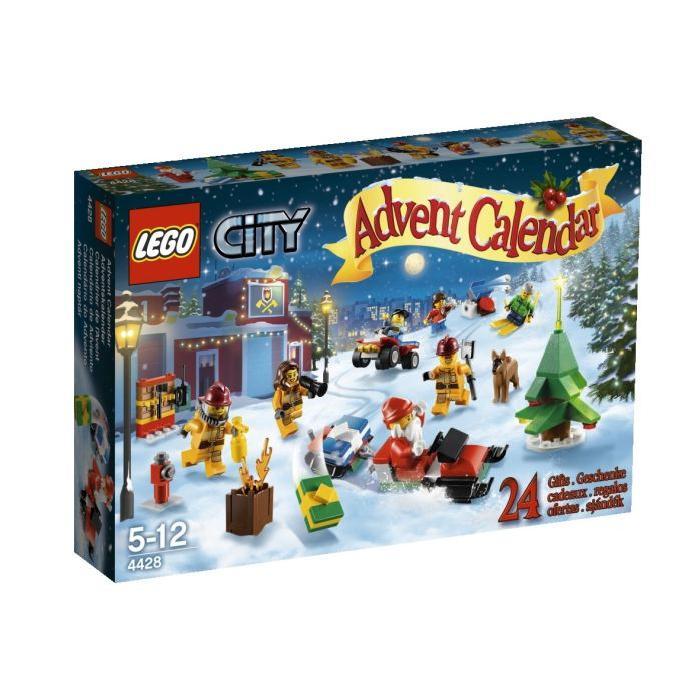 Lego City Le Calendrier de l'Avent Achat / Vente assemblage