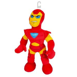PELUCHE Peluche super héros Marvel : Iron Man