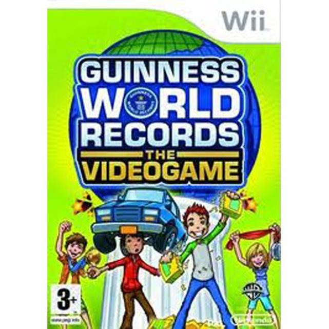 NINTENDO Guiness world records Nintendo Wii