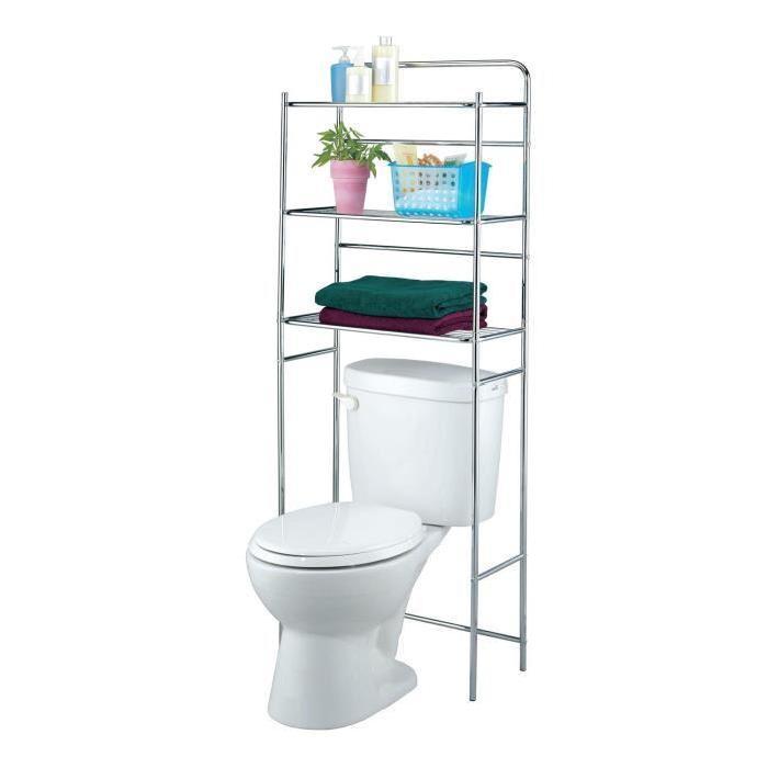 Meuble WC Etagère WC Achat / Vente colonne armoire wc Meuble WC