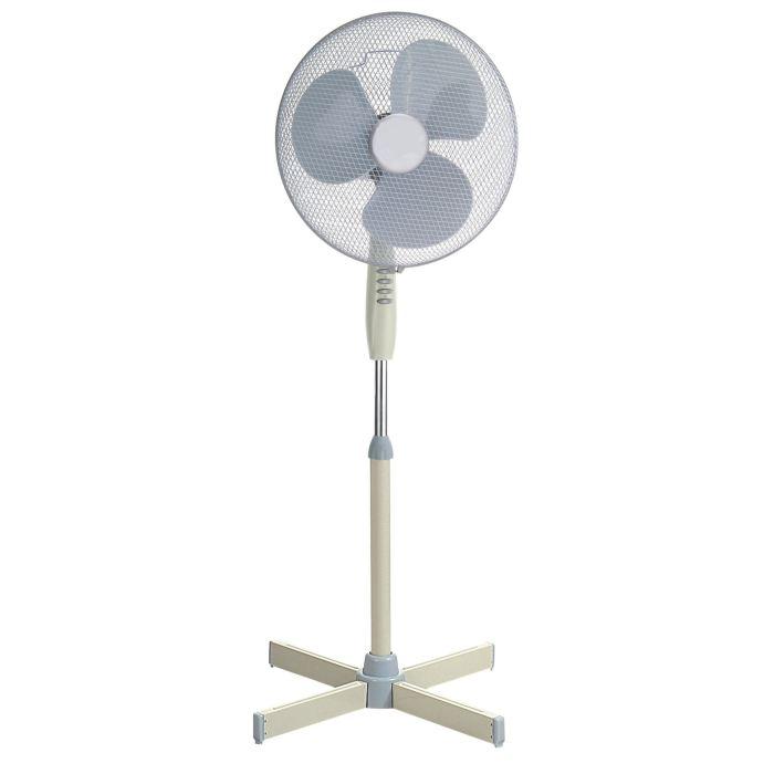 VENTILATEUR SUR PIED 40CM 40W Achat / Vente ventilateur