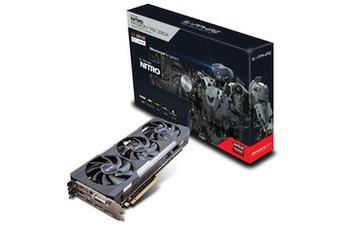 Carte graphique Sapphire Radeon R9 390X Nitro 8G GDDR5 OC (UEFI) Lite