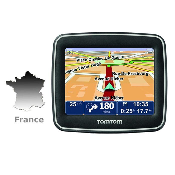 TOMTOM Start France