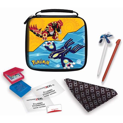 Pack d'accessoires pour New 3DS XL Pokémon pas cher à prix
