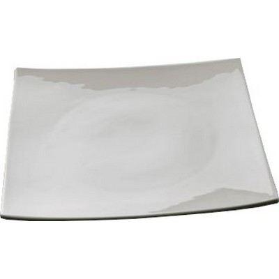 blanche carrée 25.3cm Achat / Vente assiette service