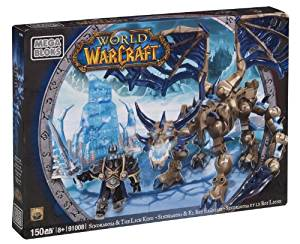 Megabloks 91008U Jeu de Construction World Of Warcraft
