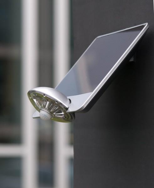 solaire Détecteur Lampe murale moderne Luminaire extérieur LED 58972