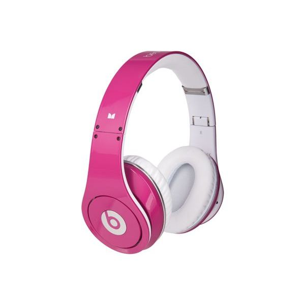 Casque audio BEATS STUDIO by Dr DRE rose casque écouteur audio