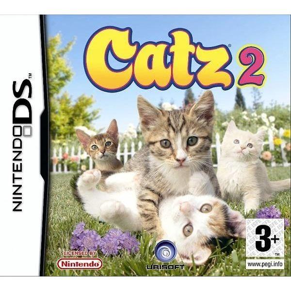 CONSOLE NINTENDO DS Achat / Vente jeu ds dsi CATZ 2 DS