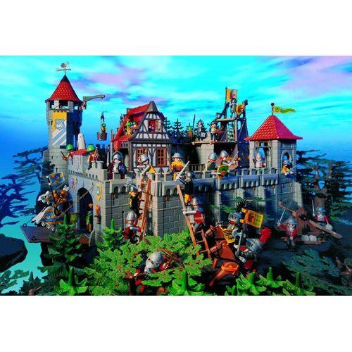 Avis sur » Puzzle 100 Pièces Puzzle Playmobil : Le Château Fort