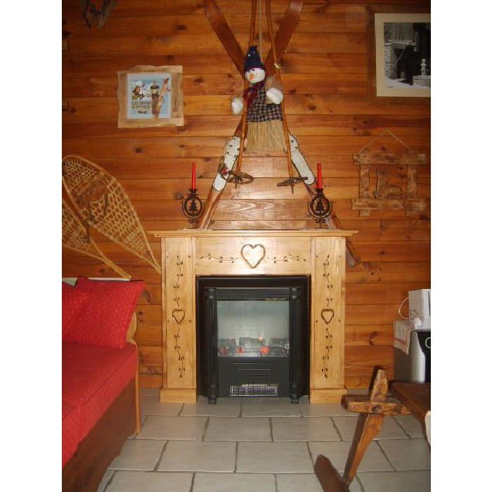 / Vente manteau de cheminée HABILLAGE DE CHEMINEE ELECT