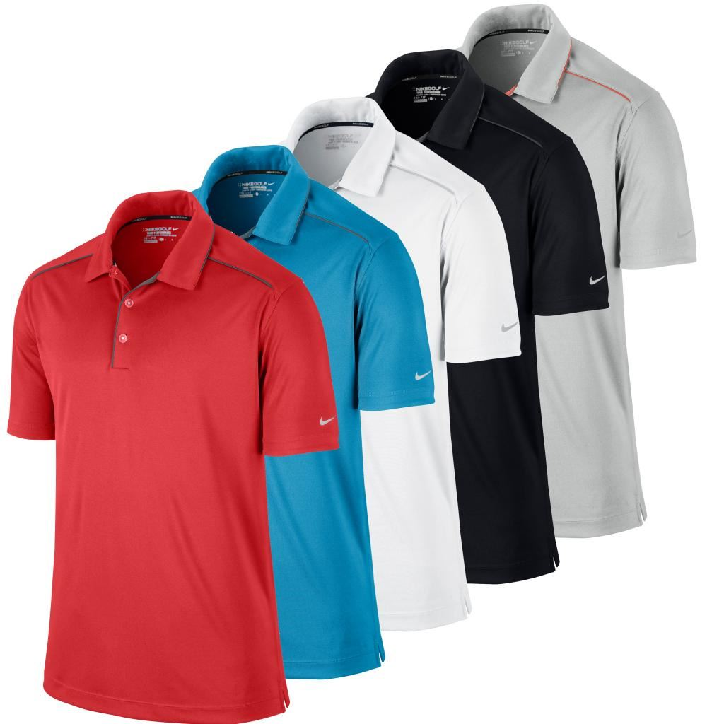 Polo T shirt 2014 NIKE GOLF DRI FIT Key Iconic 2.0 Homme