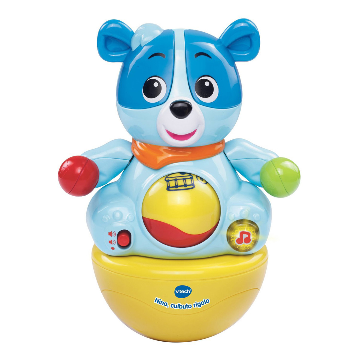 Nino culbuto rigolo de Vtech Baby, Autres jouets d'éveil : Aubert