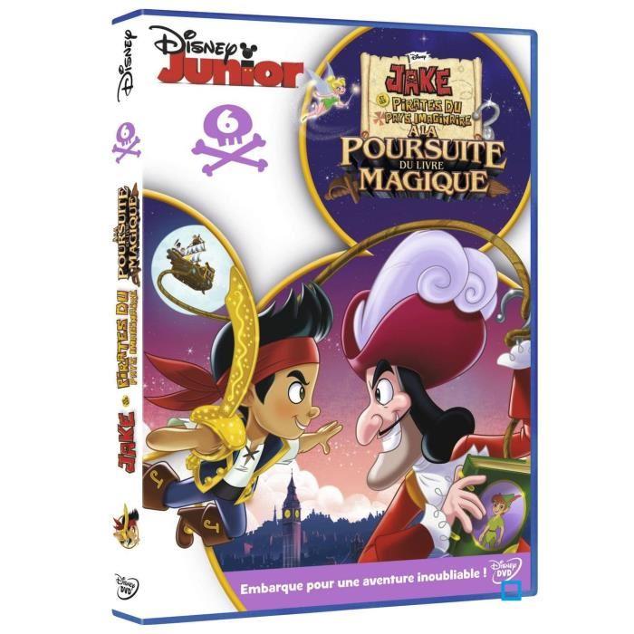 DVD Jake et les Pirates du Pays Imaginaire vol.6