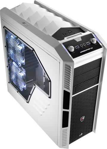 Boitier PC Xpredator X3 White Edition AEROCOOL Boitier