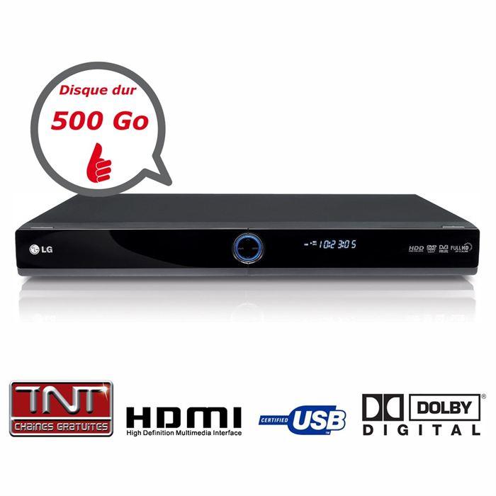 LG RHT599H Lecteur DVD Enregistreur lecteur hd dvd, prix pas cher