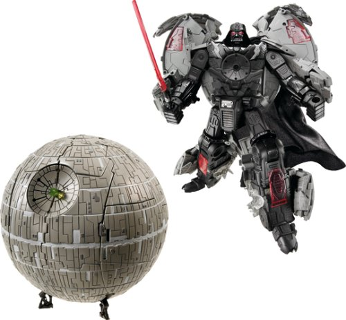 HASBRO TRANSFORMER STAR WARS STARWARS Chateau Chevalier