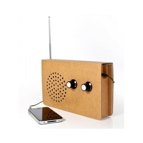 design Radio Fm en Carton pas cher Achat / Vente Radio, lecteur CD