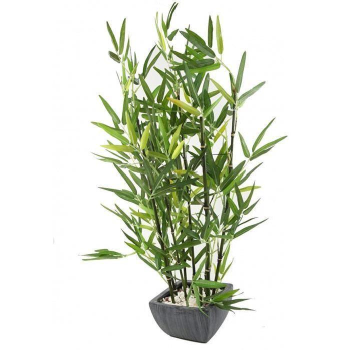 Plante Artificielle Bambou Bambou artificiel Achat / Vente fleur