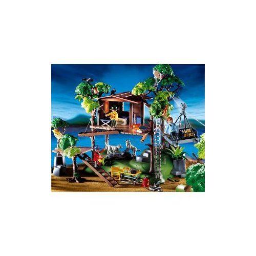 Playmobil 3217 Maison Dans Les Arbres Neuf et d'occasion