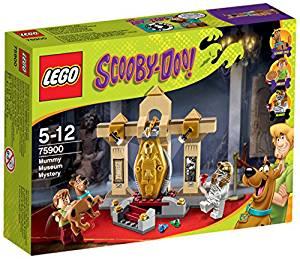 LEGO Scooby doo 75900 Jeu De Construction Le Mystère Du Musée