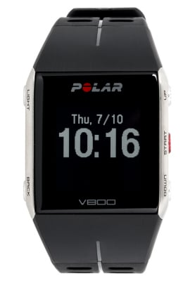 Polar V800 HR Pulsomètre black/grey