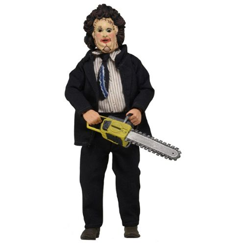 Figurine Retro Leatherface (Pretty Woman Mask Version) 20 cm Neca