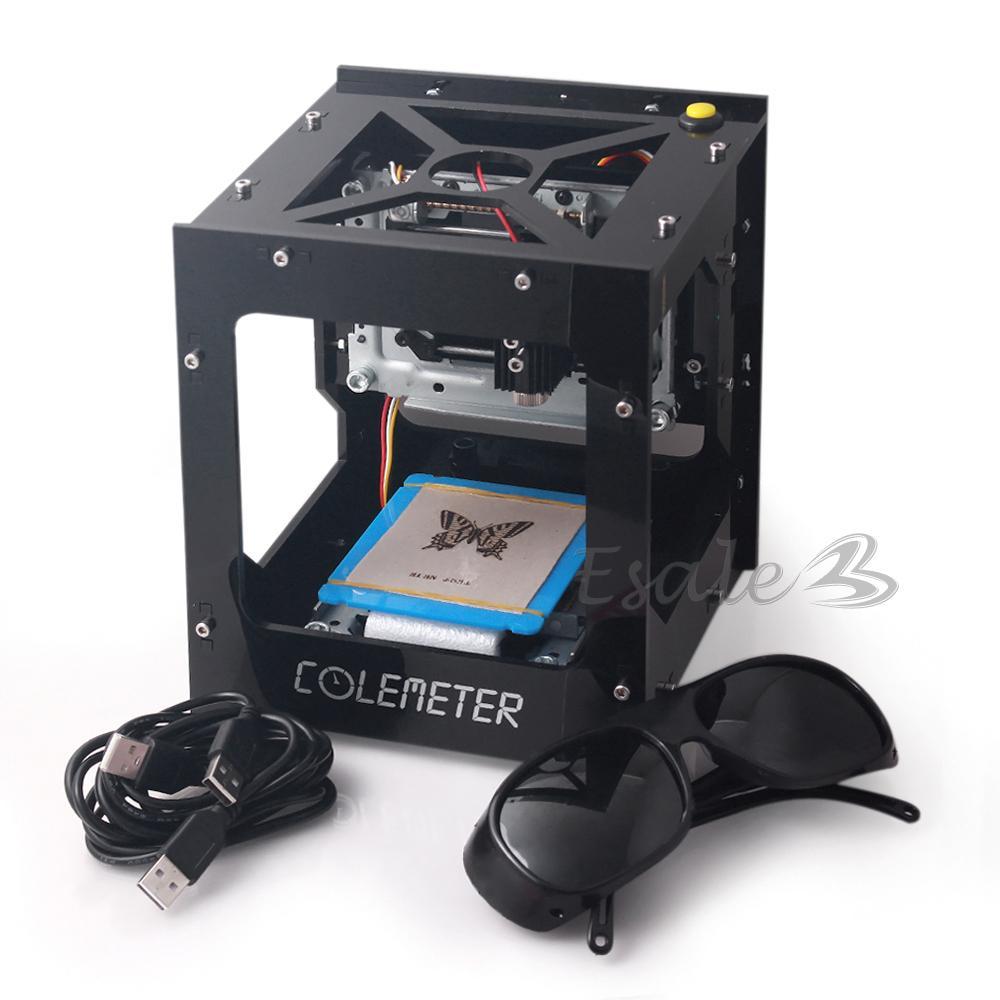diy 500mw laser machine à graver machine de gravure intelligent usb
