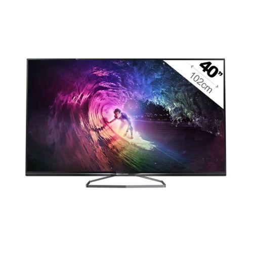 Philips 40PUK6809 Téléviseur LED 3D 4K 40» 400Hz Smart TV