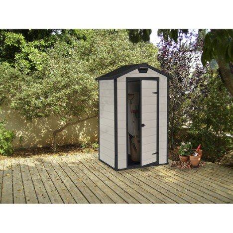 Abri résine Lineus, 0.98 m² Ep.16 mm |
