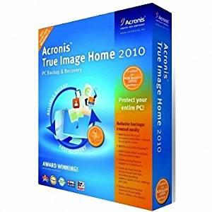 True Image Home 2010 Mini Box [import allemand]: Logiciels