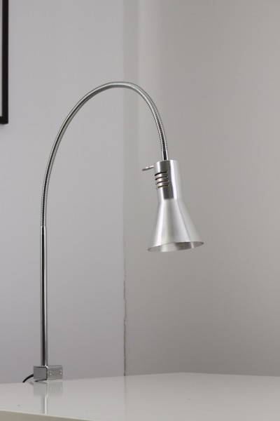 Lampe de table Liseuse Lampe à arc Lampe à pince Lampe de chevet en