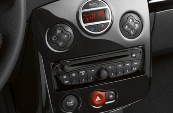 Boitier USB SD AUX MP3 Renault Megane 3 Laguna 3 Clio 3
