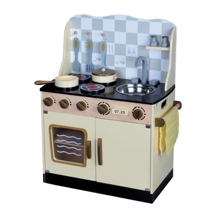 Cuisine enfant en bois Vintage Achat / Vente dinette cuisine