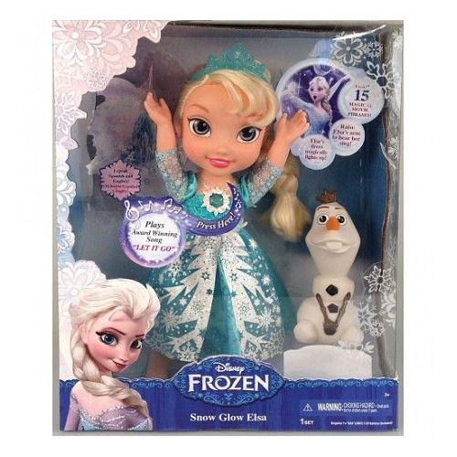 Frozen La Reine Des Neiges Elsa Poupée Chantante Neuf et d'occasion