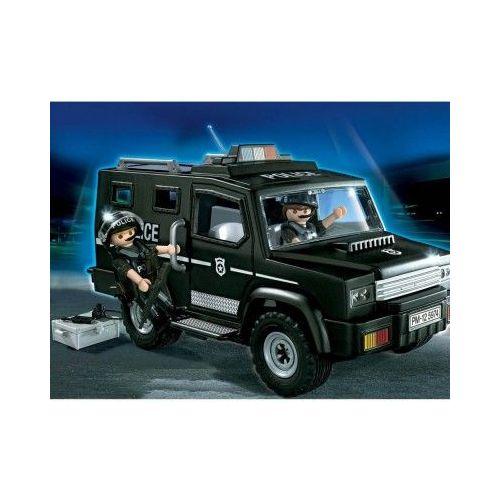 Playmobil 5974 : Forces spéciales de police et fourgon Playmobil