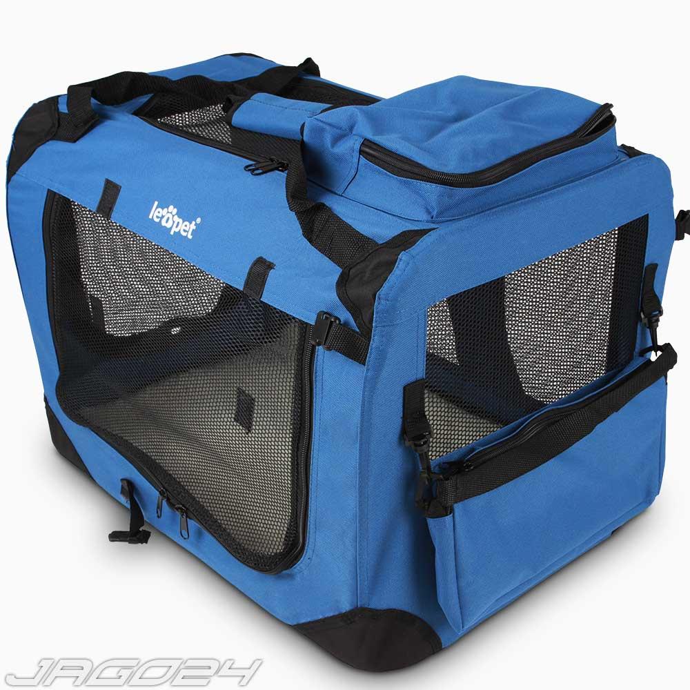 Sac de transport chien chiot chat panier cage box portable panier