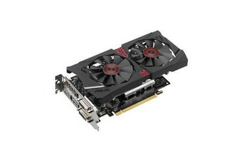 Carte graphique Radeon R7 STRIX R7370 DC2 4GD5 GAMING Asus