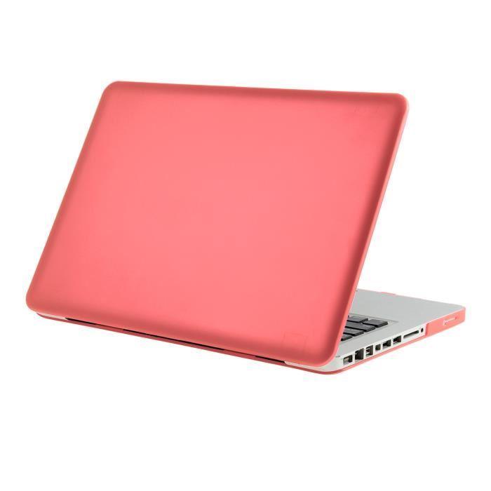 MacBook Air 11,6 pouces A1370 et A1465(rose)La housse pour ordinateur