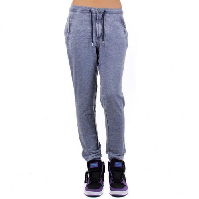 Pantalon De Jogging Femme Kapora? Bleu Bleu Achat / Vente pantalon