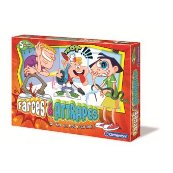 Farces & Attrapes Clementoni Kit Créatif Achat & prix Fnac