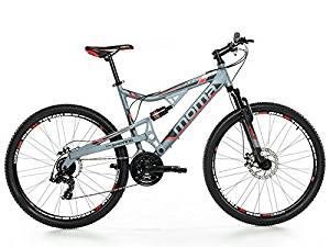 Vélo Tout Terrain 27,5″ VTT SHIMANO, aluminium, double disque et