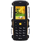 VKTECH® téléphone débloqué sans forfait Dual SIM Support+GSM 850