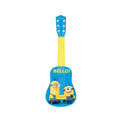 Lexibook Minions Moi, Moche et Méchant Guitare Minions pas