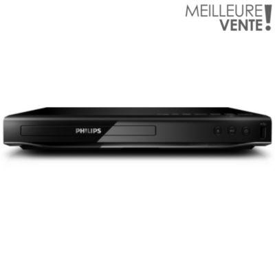 Lecteur DVD Philips DVP2882