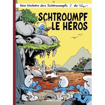 Les Schtroumpfs Les Schtroumpfs, T33