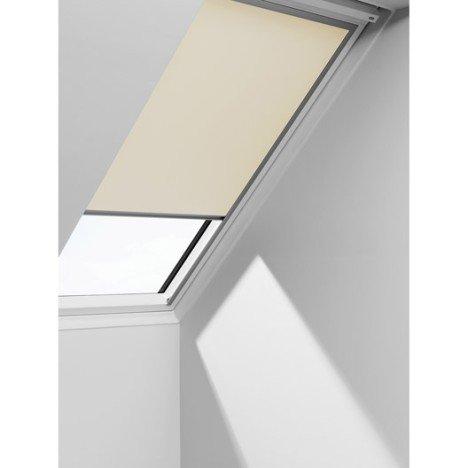 Store VELUX DKL M04, Occultant Beige, pour fenêtre 78 x 98cm | Leroy