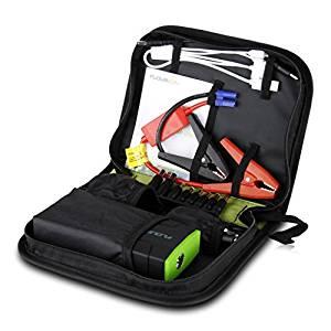 Chargeur Voiture batterie booster batterie pour Demarrage camping Car