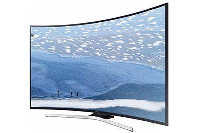 UE40KU6100 4K 1400 PQI SMART TV INCURVE Téléviseur Boulanger